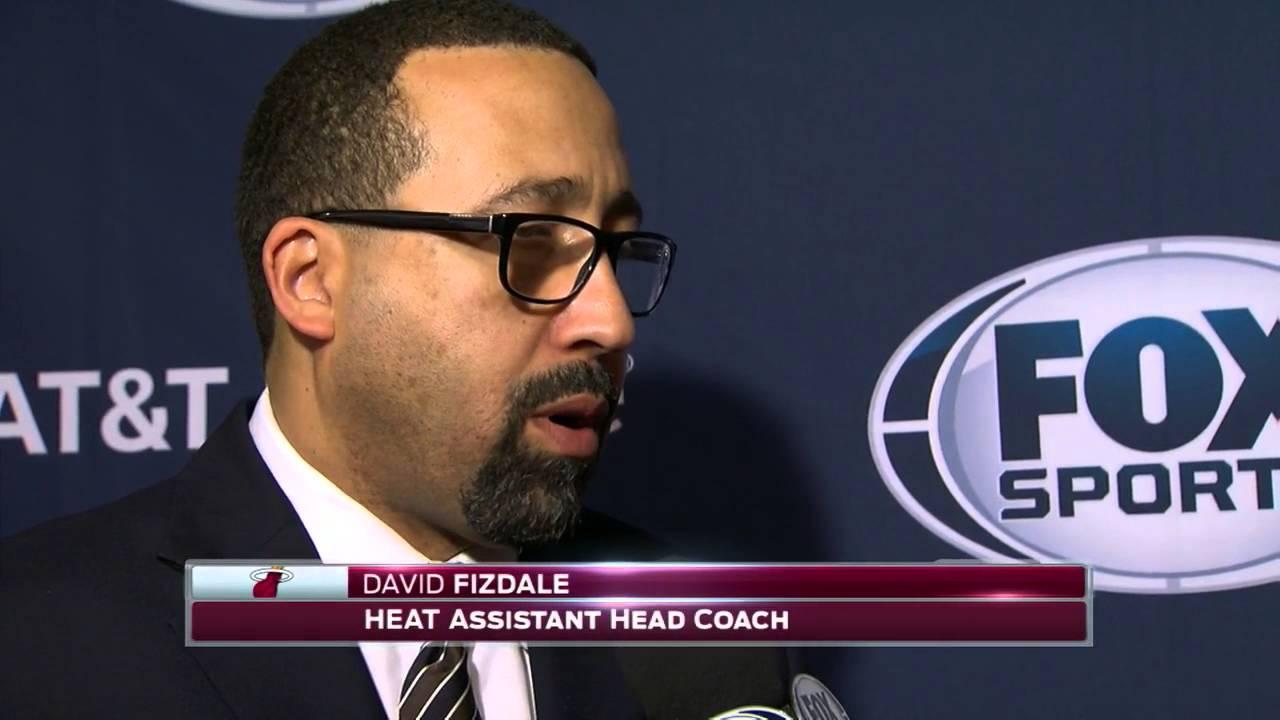 David Fizdale affiche ses ambitions avec les Memphis Grizzlies