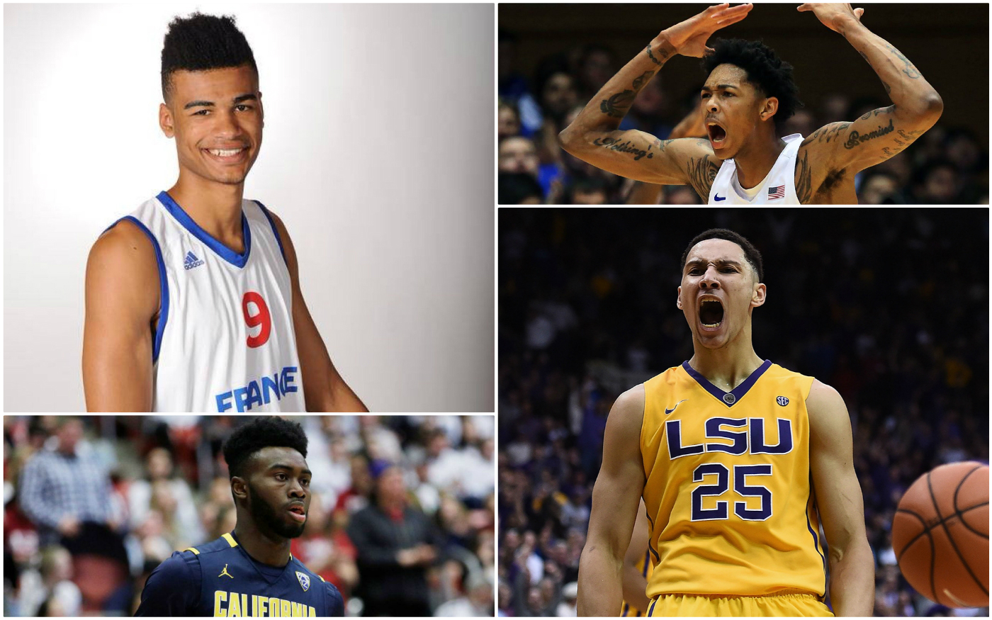 NBA Draft 2016 : la mock draft de BS