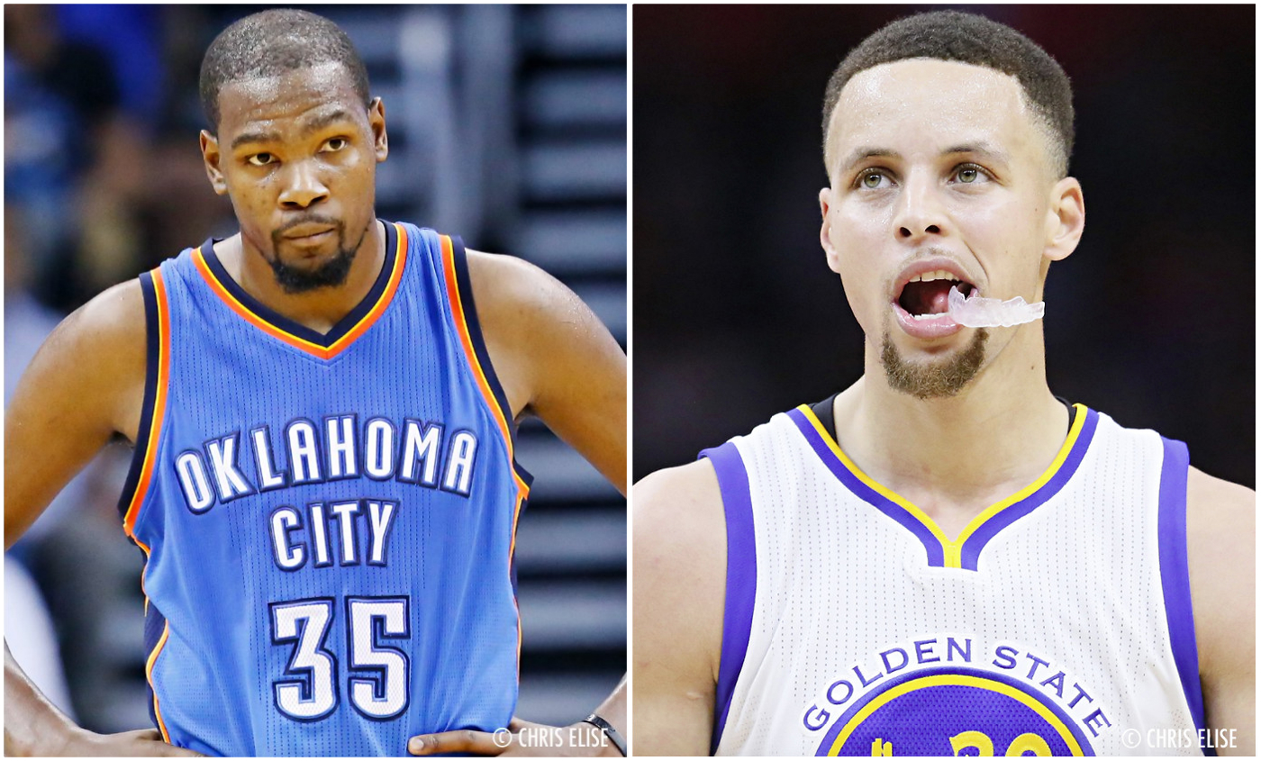 Kevin Durant et Russell Westbrook peuvent-ils taper les champions ?