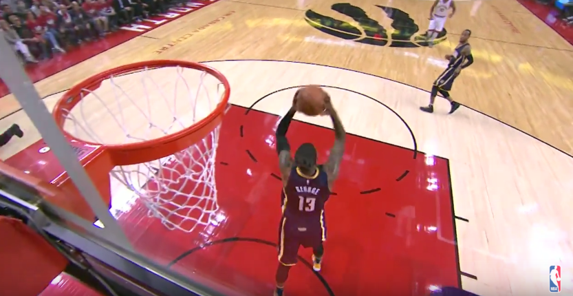 Top 10 : Un 360 pour Paul George !