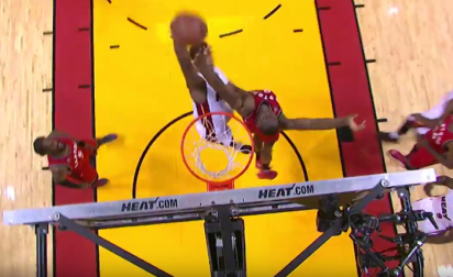 Top 5 : Josh Richardson claque un superbe poster !