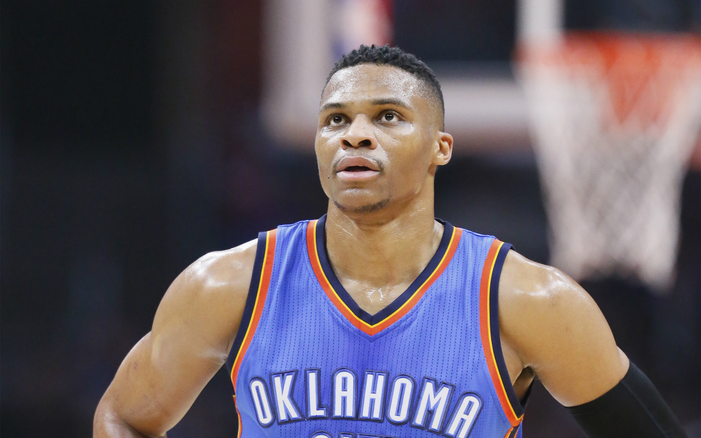Russell Westbrook s'arrête à 7 TD mais sort un gros match contre Boston