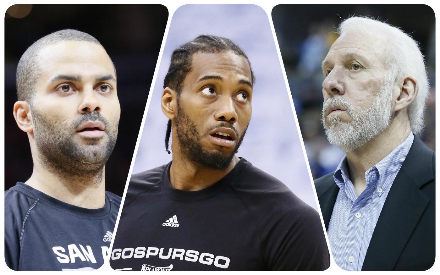 Les Spurs vont faire les playoffs pour la vingtième saison de suite