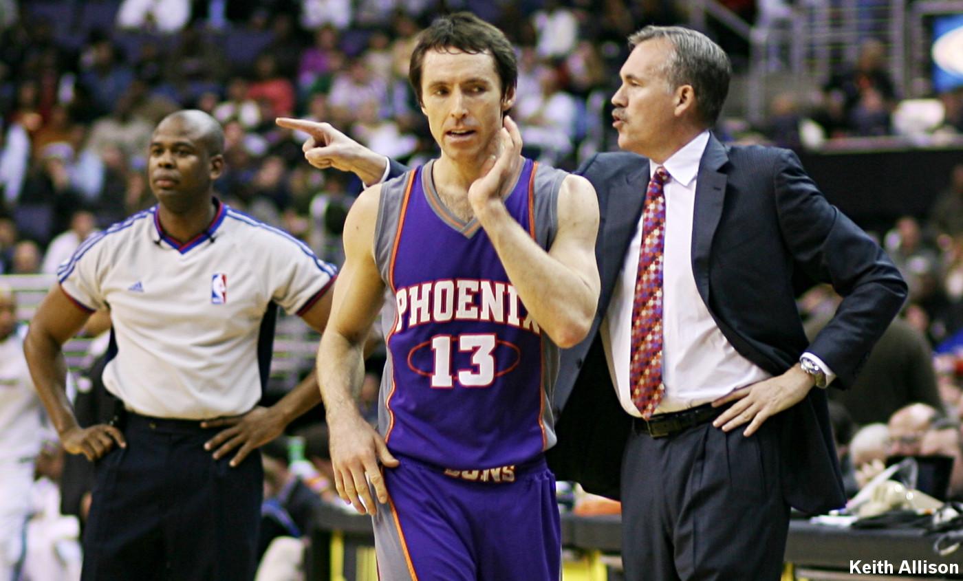 Comment Steve Nash et les Suns se sont fait voler un titre NBA