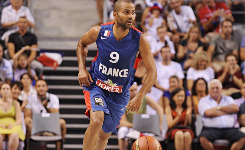 JO : Tony Parker ne sera pas le porte-drapeau français à Rio