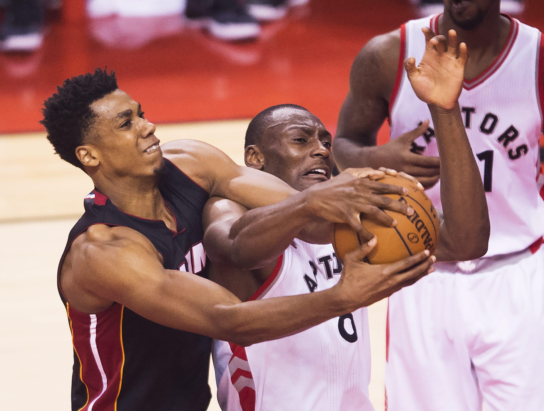 Un scout NBA compare Bismack Biyombo et Hassan Whiteside
