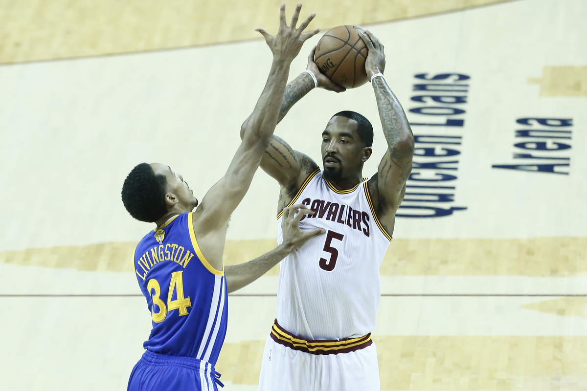 J.R. Smith voudrait 15 millions par saison