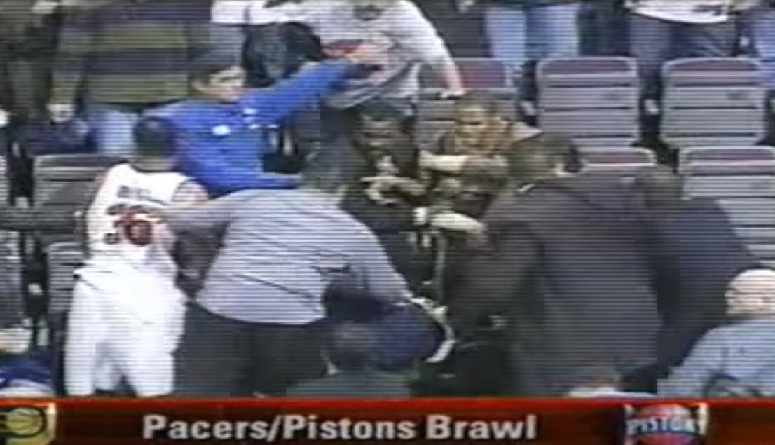 Stephen Jackson et Rasheed Wallace se remémorent la bagarre de 2004