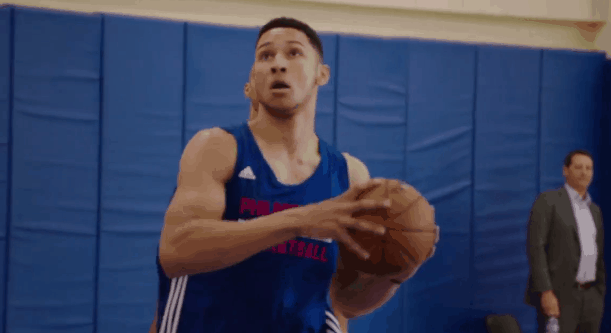 Ben Simmons attendu après le break du All-Star Game