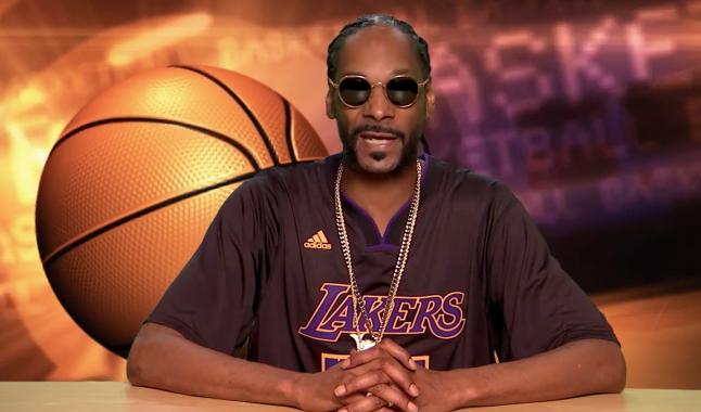 Snoop Dogg défonce les Lakers et va trop loin