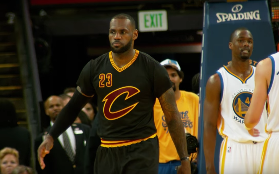 Le mini-movie du Game 5 des NBA Finals