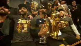 Finales NBA 2016 : Les plus beaux moments en mode «Phantom»