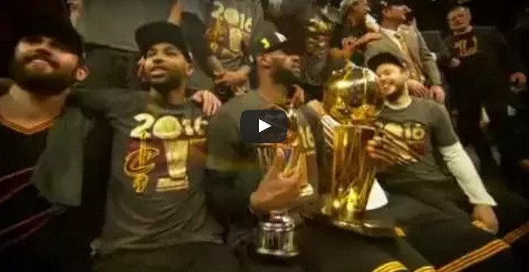Finales NBA 2016 : Les plus beaux moments en mode