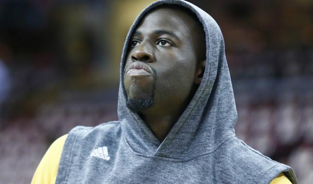 Draymond Green : «Il n'y a pas besoin d'être dur pour jouer en NBA»