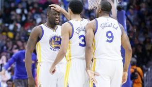 Les Warriors toujours les grands favoris pour le titre NBA