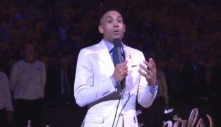 La NBA et Grant Hill ont rendu hommage aux victimes d'Orlando avant le Game 5