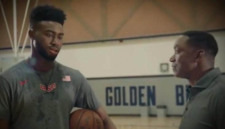 Jaylen Brown a préparé la Draft avec Isiah Thomas
