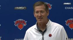 Le secret du 28-0 des Knicks ? Une engueulade Hornacek-Lee
