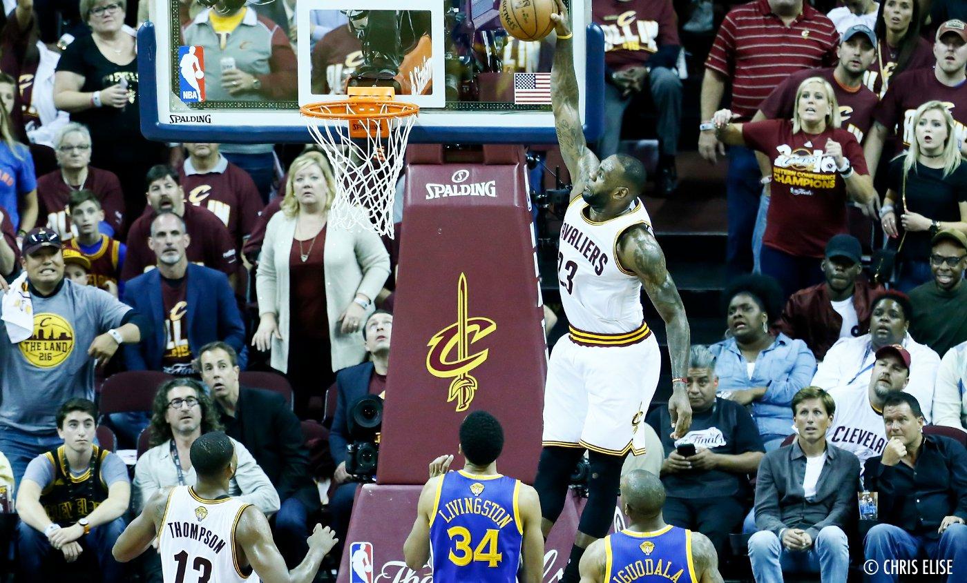 NBA Finals : Les 10 plus belles actions avant le Game 7