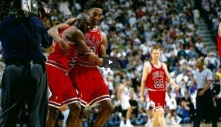Red Assault 3 : Un nouveau mix somptueux sur Jordan, Pippen et Rodman