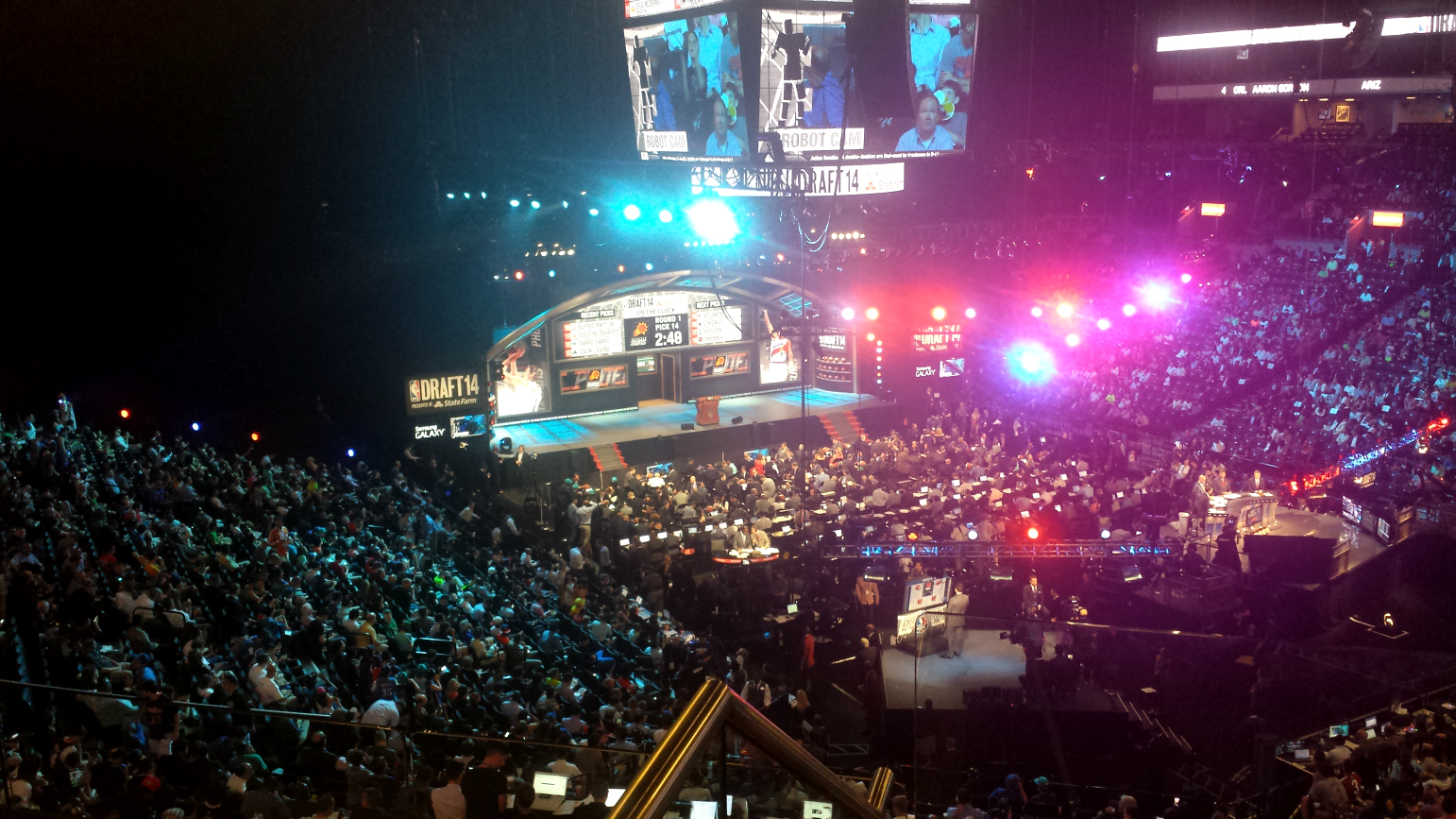 Draft 2016 : Le tableau complet