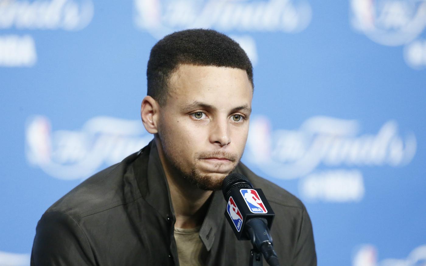 """Le concours à 3-points ? Stephen Curry est """"passé à autre chose"""""""