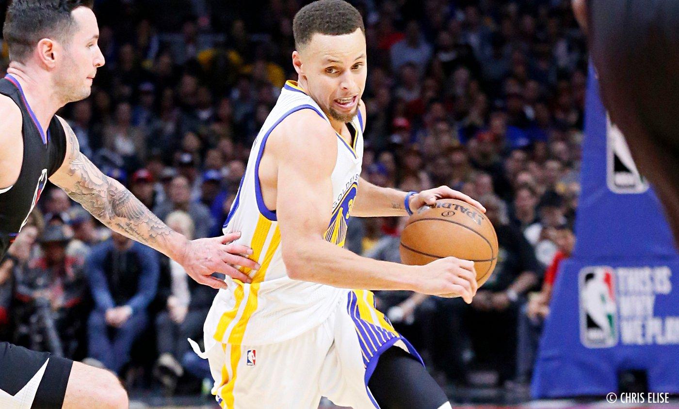 Stephen Curry applaudit le geste de Colin Kaepernick