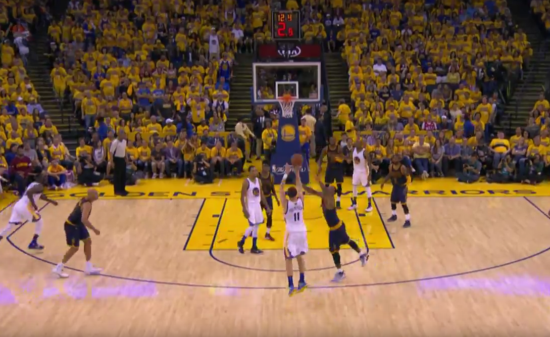 Top 5 : Les Warriors font danser les Cavs