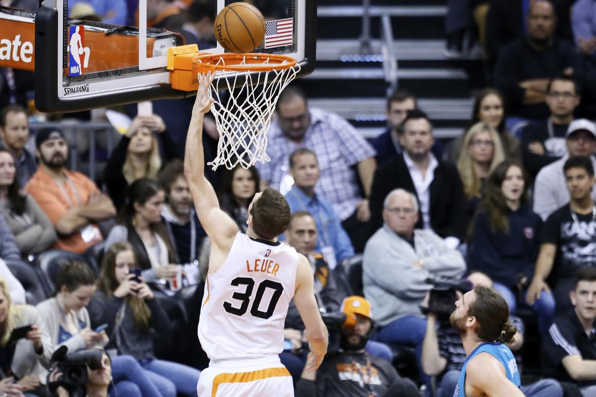 Jon Leuer s'engage pour 42 millions avec les Pistons !
