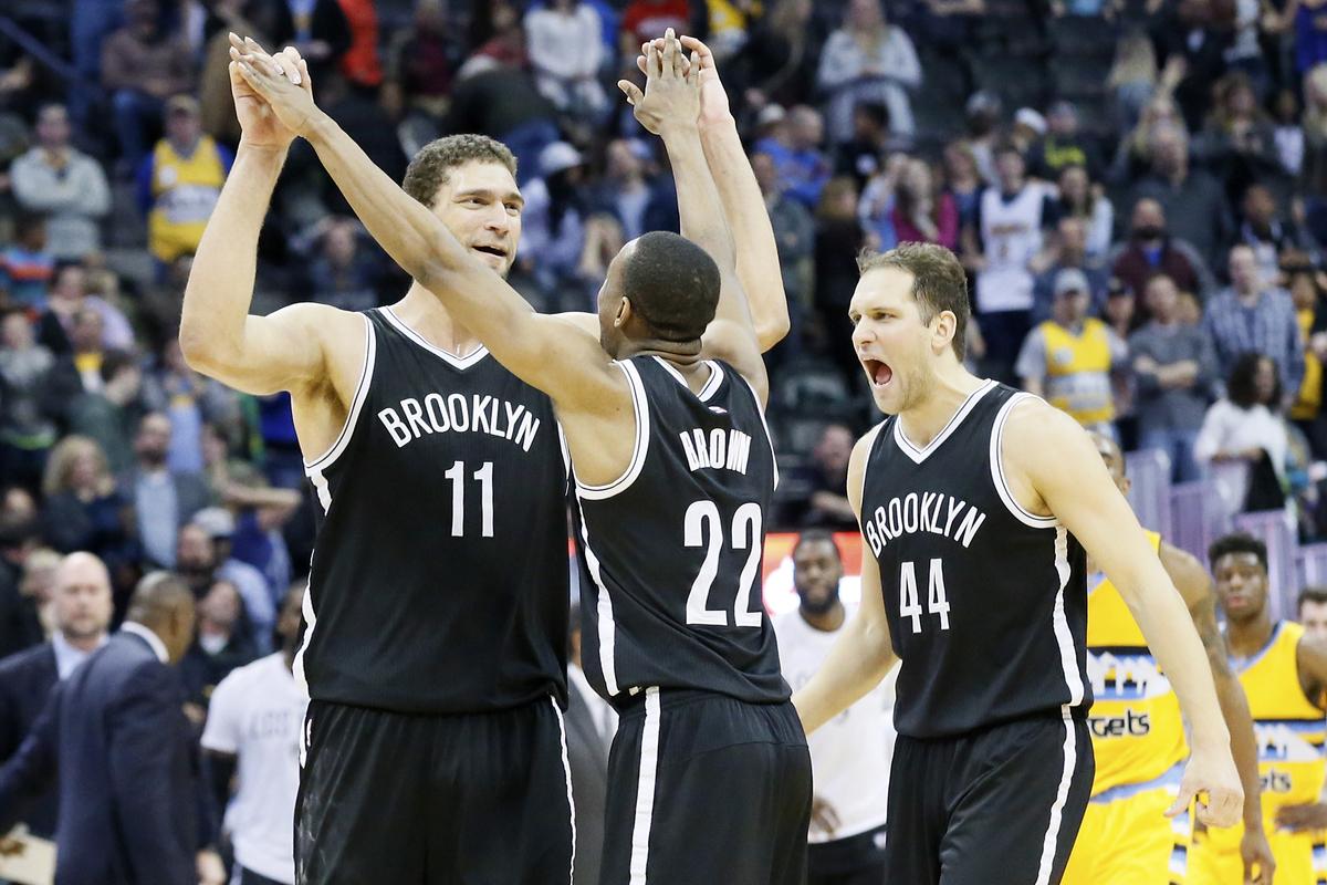 Les Brooklyn Nets, qu'est-ce que c'est moche