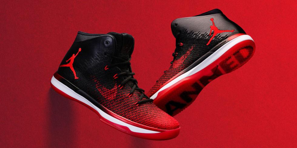 Kicks : La Air Jordan XXXI dévoilée !