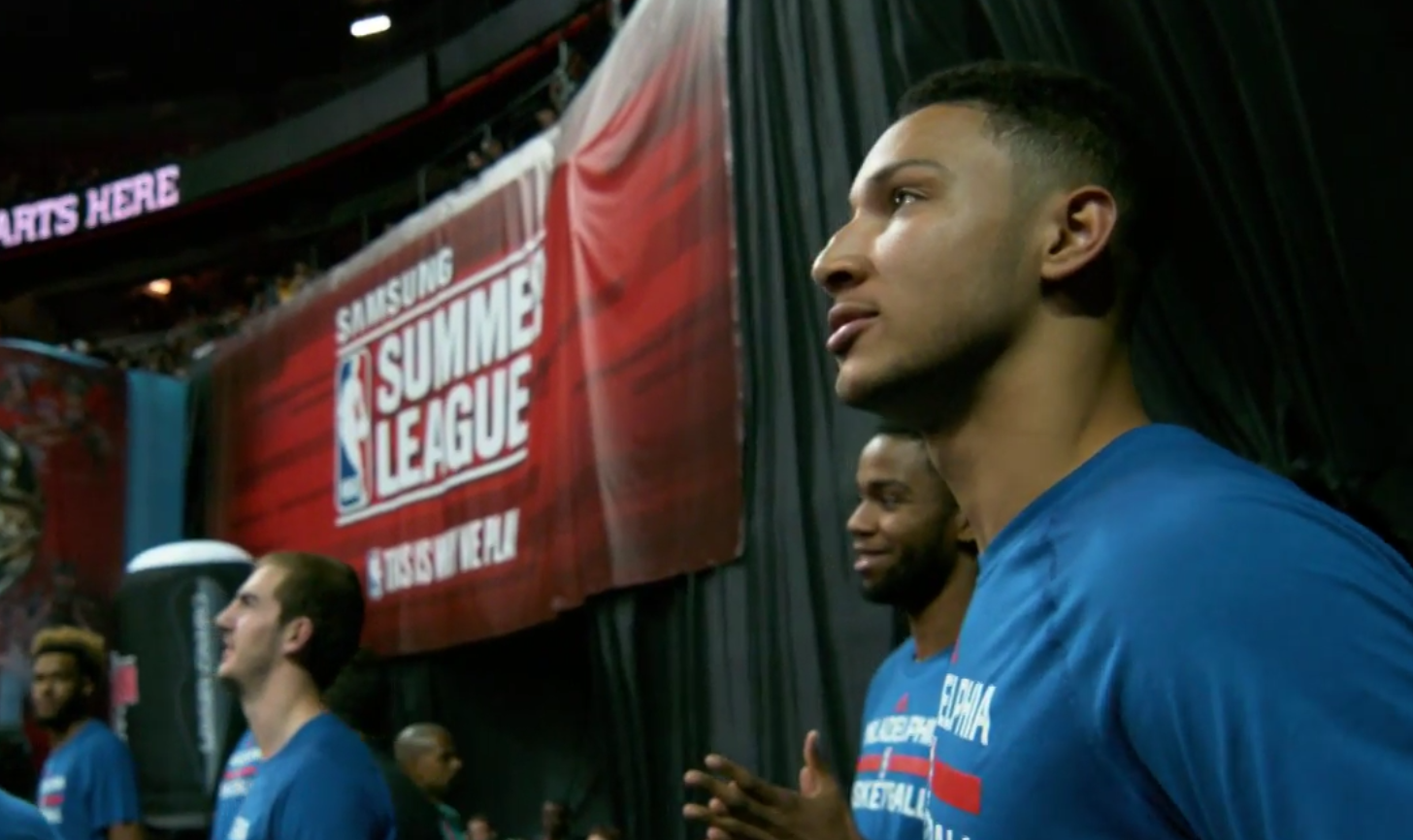 Le best of de Ben Simmons, Brandon Ingram et Kris Dunn cet été
