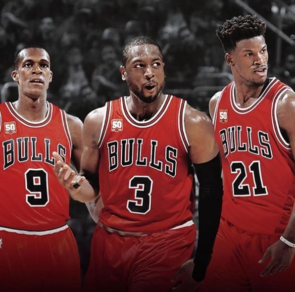 Les Bulls pensent savoir comment faire jouer Rondo, Butler et Wade