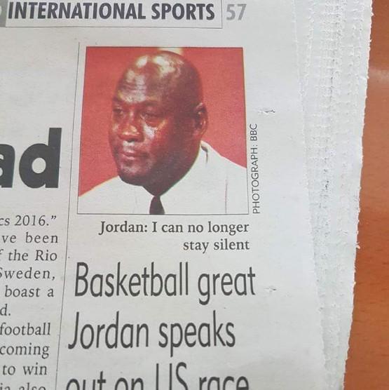 """WTF : Un """"crying Jordan"""" pour illustrer un article ?!!?"""
