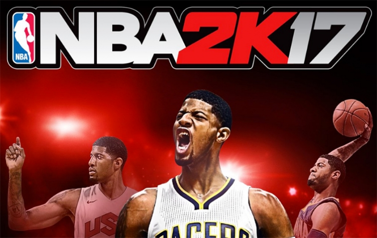 La Dream Team et Team USA 2016 dans NBA 2K17
