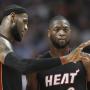 Le message fort de Dwyane Wade à LeBron James après les finales 2011