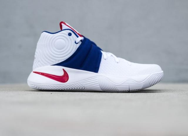 Kicks : Une Kyrie 2 spécialement conçue pour Team USA