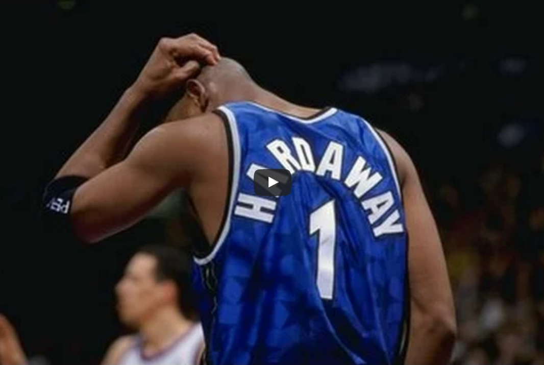 Penny Hardaway entre au Hall Of Fame du Orlando Magic