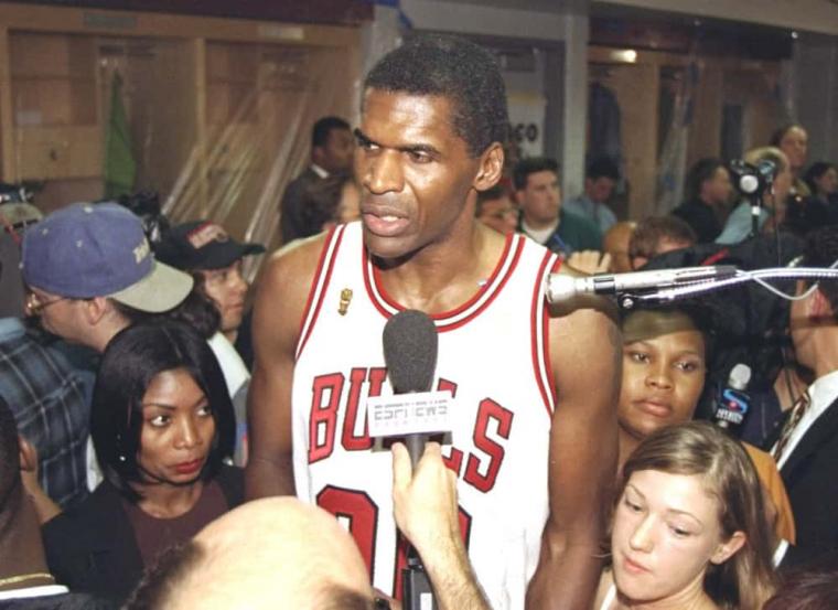 Robert Parish, l'homme qui a rembarré Michael Jordan