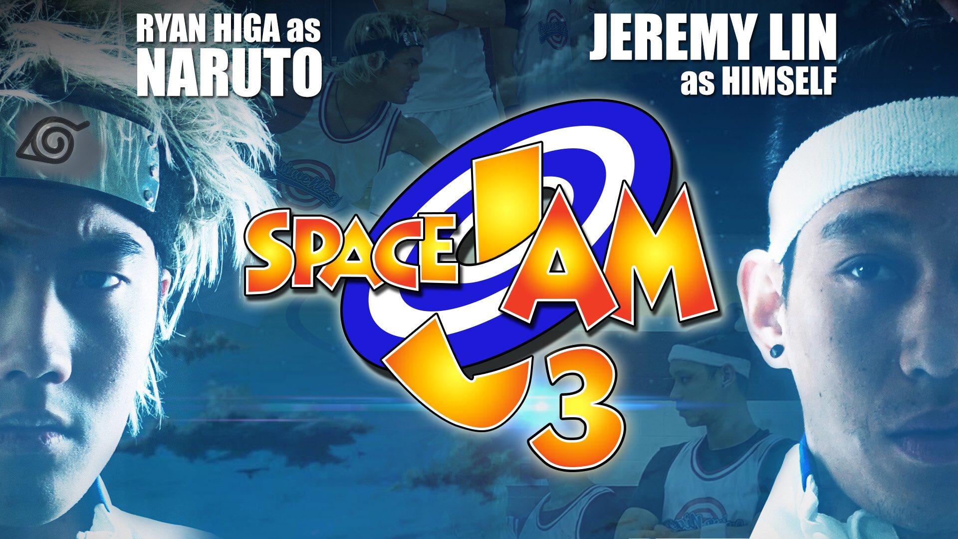 Jeremy Lin vedette de Space Jam... 3