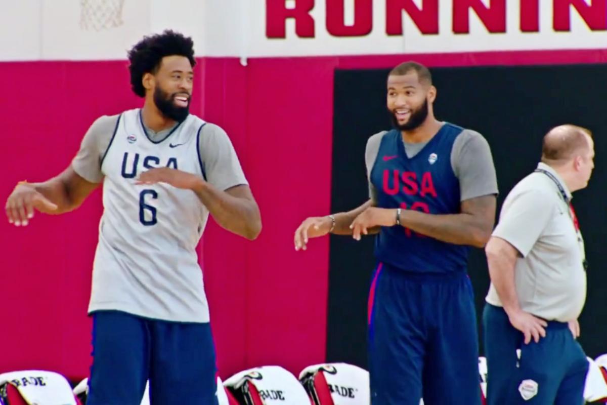 Team USA, les premiers enseignements