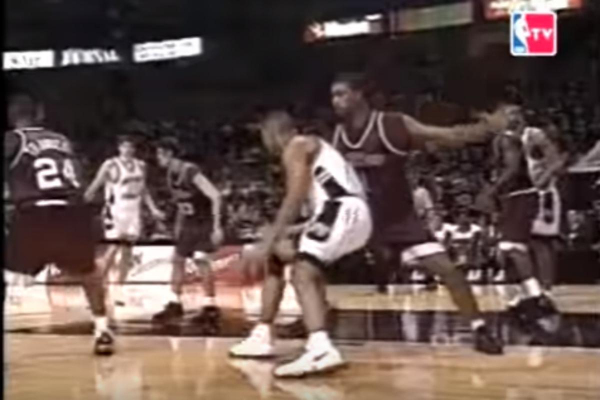 Tim Duncan était déjà un phénomène en NCAA