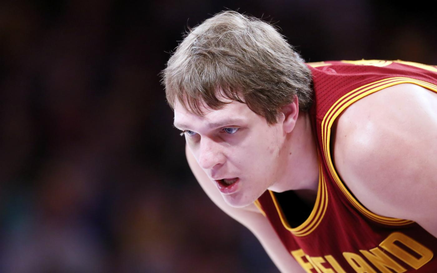 Timofey Mozgov dévoile pourquoi il a signé aux Lakers, et ce n'est pas l'argent…