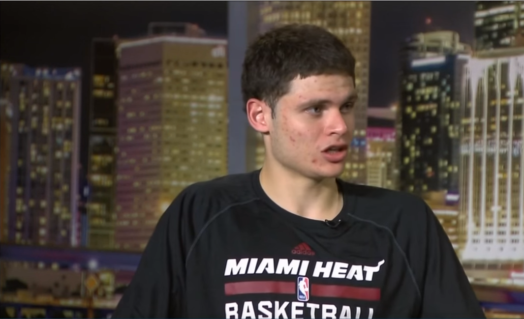 Confiant, Tyler Johnson fait le point sur l'été du Miami Heat