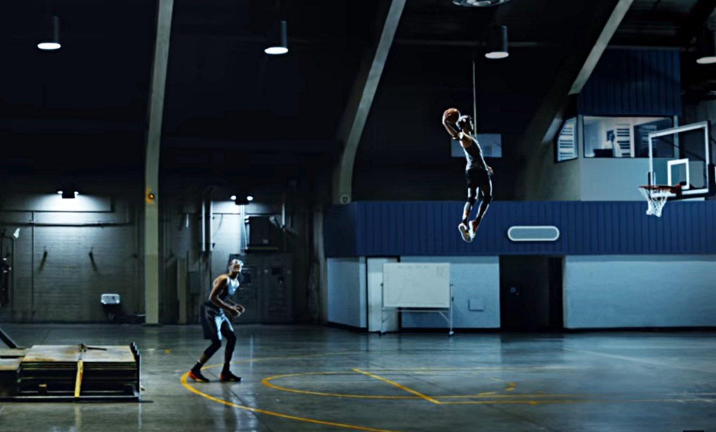 KD, LaVine et Aaron Gordon repoussent leurs limites dans la nouvelle pub Nike
