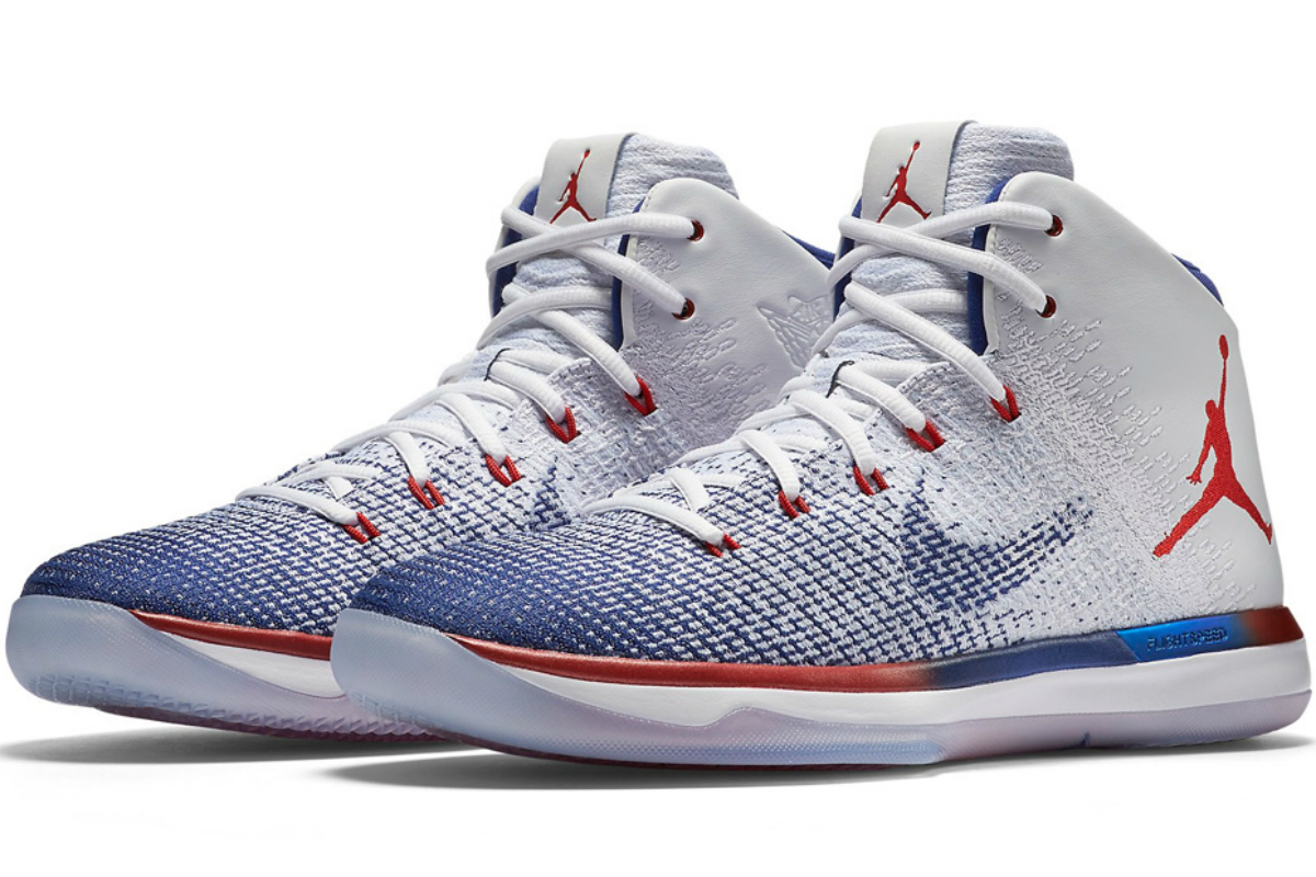 ... La Air Jordan 31 USA débarque