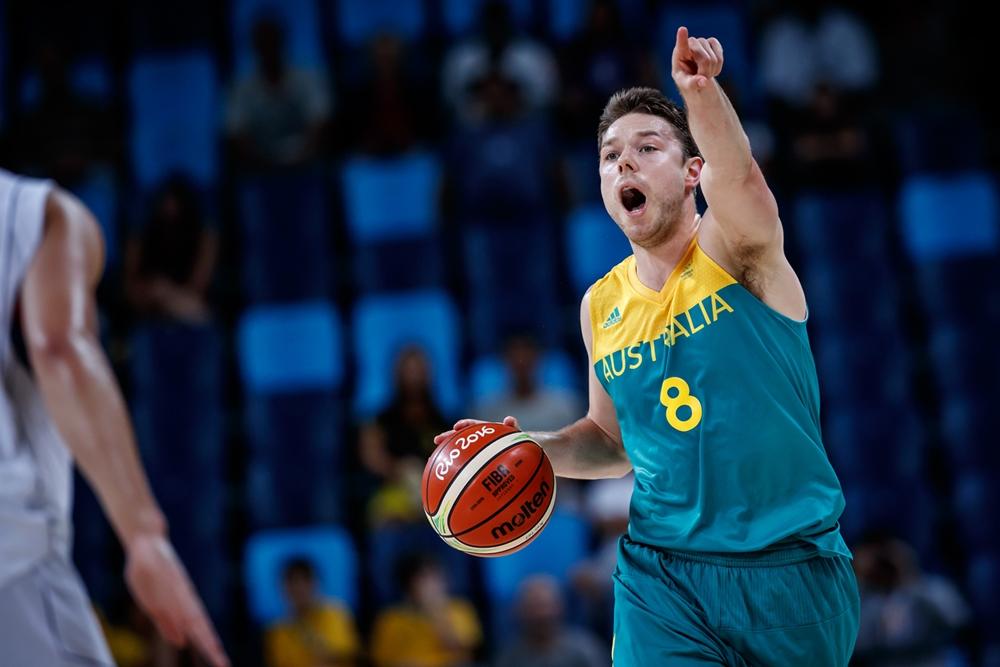 L'Australie colle 15 points à la Serbie !