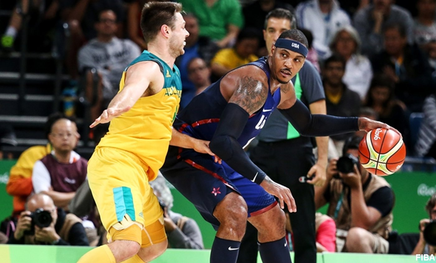 Carmelo Anthony, la légende de Team USA