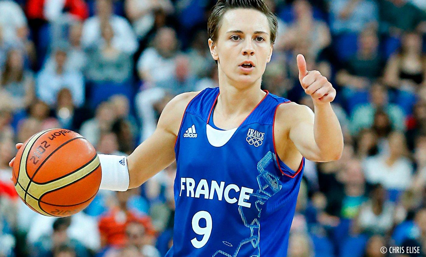Céline Dumerc officiellement remplacée par Amel Bouderra