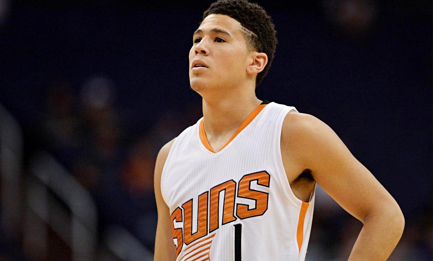 Devin Booker : «Westbrook ? Avant d'être en NBA, je ne l'aimais pas»